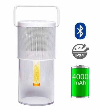 Lampka z głośnikiem NOUS H1 4000 mAH biały-Nous
