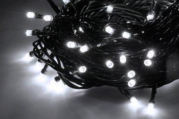 Lampki ozdobne choinkowe zimne białe wewnętrzne LED 100 szt 10 m-Vipow