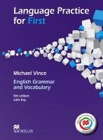 Language Practice for First 5th Edition Student's Book and MPO with Key Pack-Vince Michael