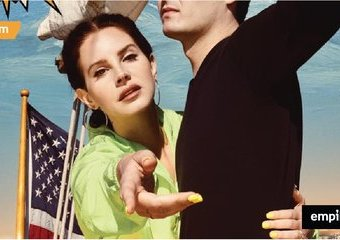 Lany Del Rey - tajemnicza historia, niebanalny głos i nowa płyta z malarzem w tle