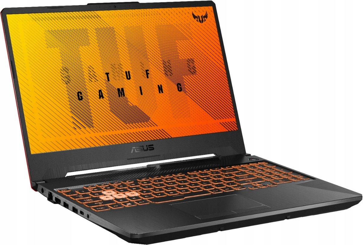Laptop ASUS TUF 15.6_144Hz i7 8GB SSD256_M.2 GTX1650Ti