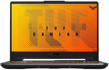 "Laptop ASUS TUF Gaming A15 BX506II-HN222T, R7 4800H, GTX 1650 Ti, 16 GB RAM, 15.6"", 512 GB SSD, Windows 10 Home-Asus"