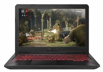 """Laptop ASUS TUF Gaming FX504 PX100GD, i5-8300H, 15.6"""", 8 GB RAM, 1 TB, GTX 1050, Windows 10-Asus"""