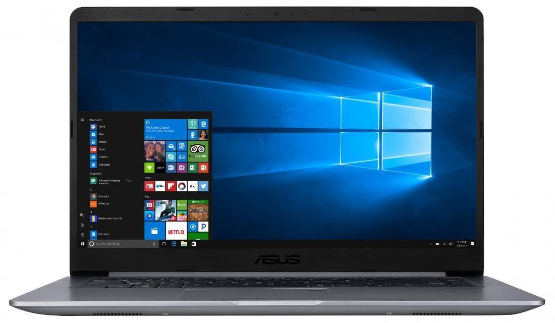 "Laptop ASUS VivoBook S15 S510UN, i5-8250U, GeForce MX150, 4 GB RAM, 15.6"", 1 TB, Windows 10 Home"
