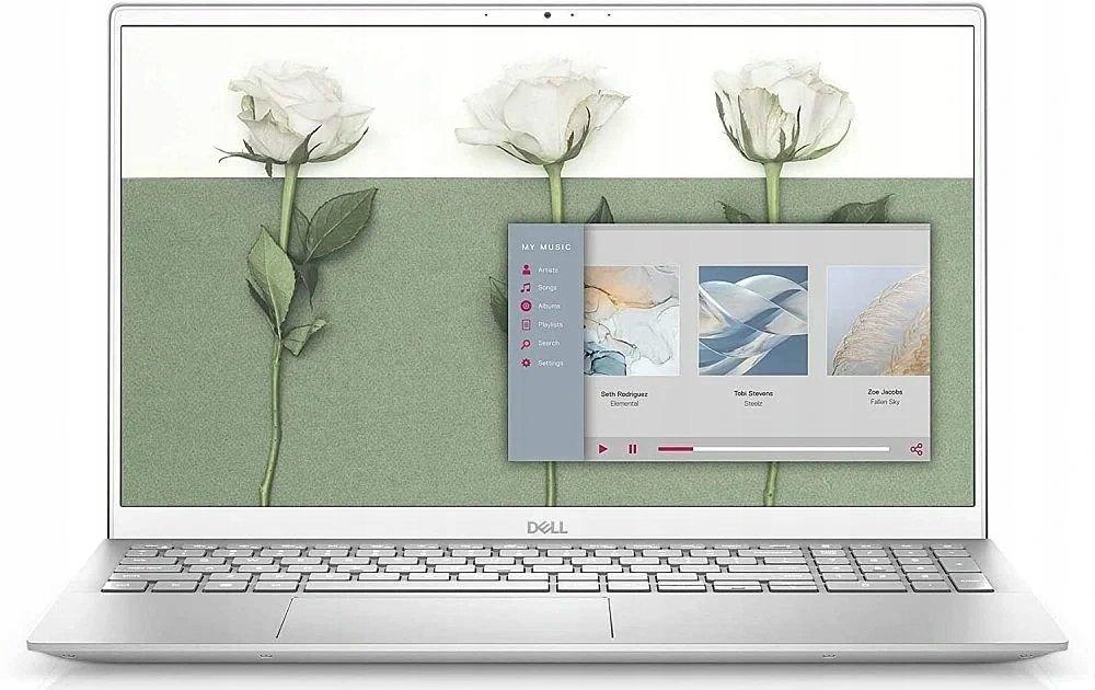 Laptop DELL Inspiron 5502 15.6 i7-1165G7 8GB SSD512 W10