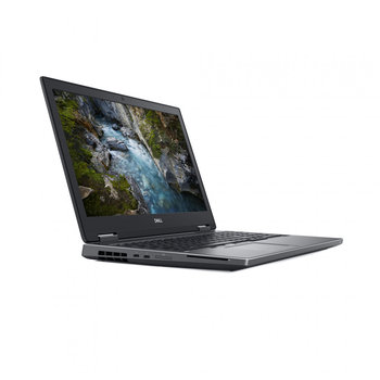 "Laptop DELL Precision M7530, i7-8850H, 15.6"", 16 GB RAM, 256 GB SSD + 2 TB, Quadro P2000, Windows 10 Pro - Dell"