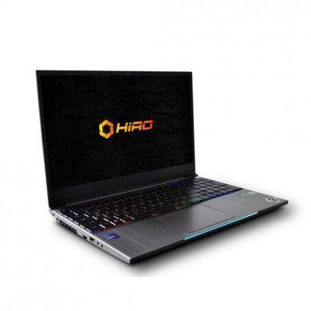 "LAPTOP DO GIER HIRO 760 15,6"", 144HZ - I7-8750H, RTX 2060 6GB, 32GB RAM, 2TB SSD M.2, W10-NTT System S.A."