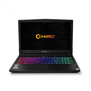 """LAPTOP DO GIER HIRO 957I59 15,6"""" - I5-9400, GTX 1060 6GB, 8GB RAM, 512GB SSD M.2-NTT System S.A."""