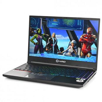 "Laptop do gier HIRO T8-1570 15,6"", 165Hz - i7-10870H, RTX 3070 8GB, 32GB RAM, 1TB SSD M.2, W10-HIRO"