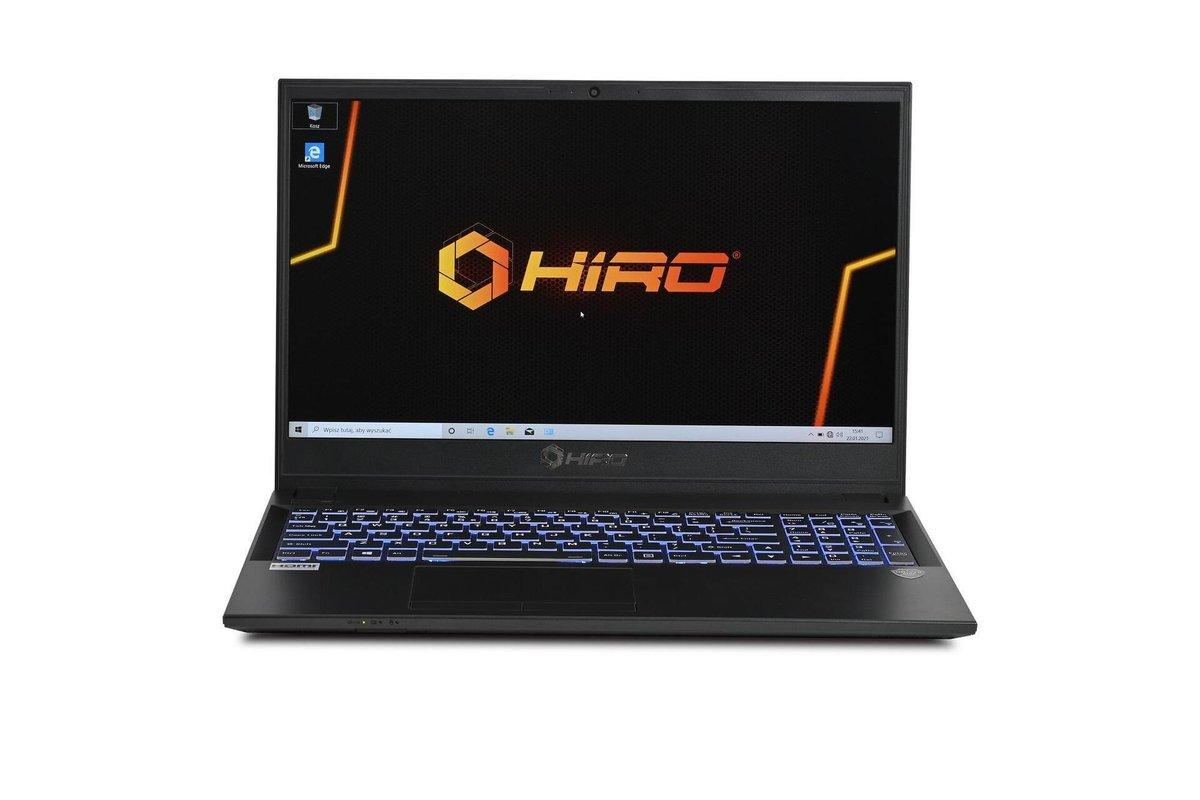"Laptop, HIRO, B150, 15,6"", i5-1035G1,8GB RAM, 256GB SSD M.2,"