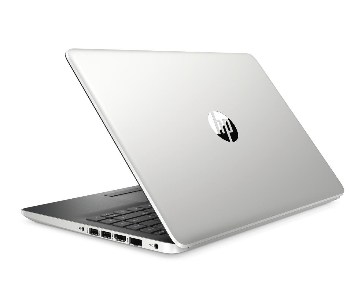 "Laptop HP 14-dk0001nw 6VR62EA, Ryzen 5 3500U, 8 GB RAM, 14"", 512 GB SSD, Windows 10 Home"
