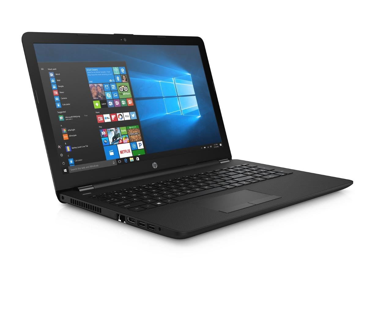 "Laptop HP 15-bs007nw 1WA43EA, N3710, R520, 4 GB RAM, 15.6"", 1 TB, Windows 10 Home"