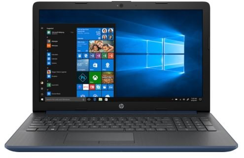 "Laptop HP 15-da1006nw 6AT44EA, i5-8265U, Int, 4 GB RAM, 15.6"", 1 TB HDD, Windows 10 Home"