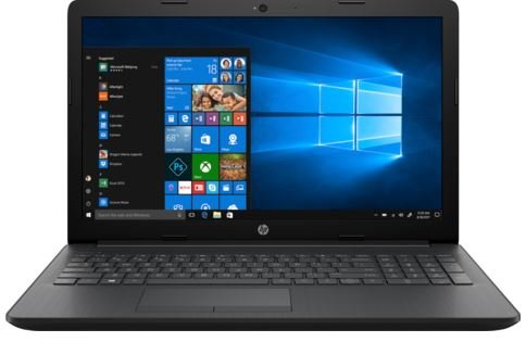 "Laptop HP 15-db0025nw 5KU49EA, Ryzen 5 2500U, Int, 8 GB RAM, 15.6"", 256 GB SSD, Windows 10 Home"