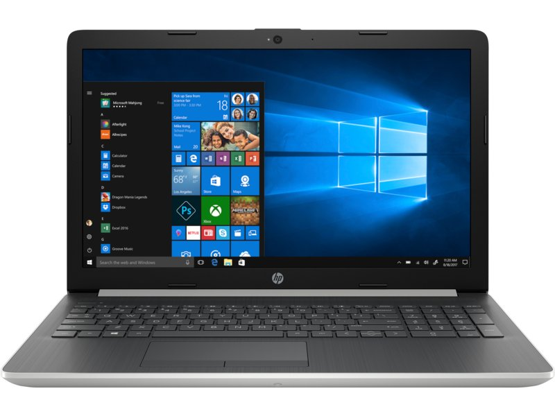 "Laptop HP 15-db1019nw 9CK32EA, R3 3200U, Int, 8 GB RAM, 15.6"", 256 GB SSD, Windows 10 Home"