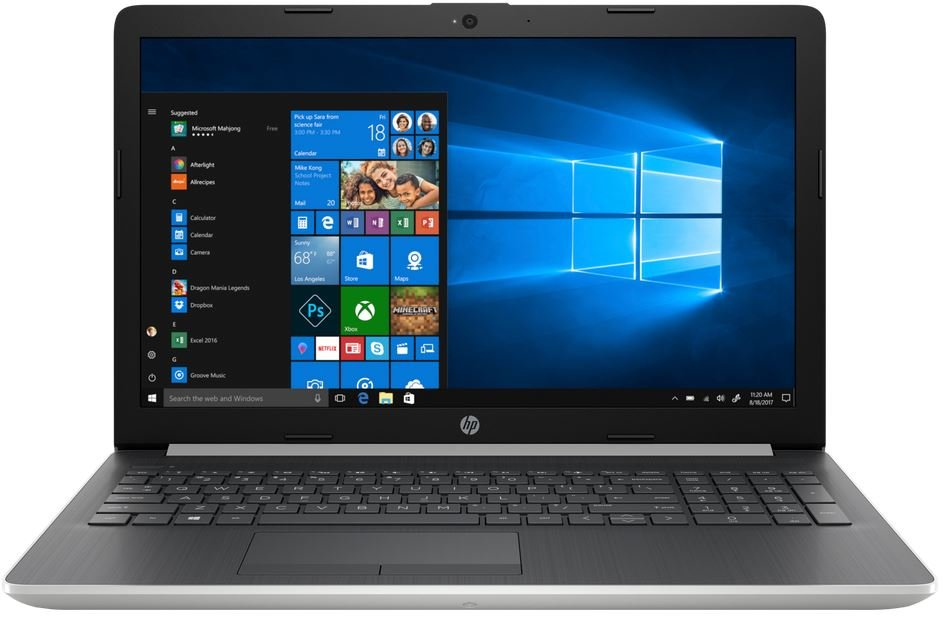 "Laptop HP 15-db1025nw 1F9B3EA, R5 3500U, Int, 8 GB RAM, 15.6"", 256 GB SSD, Windows 10 Home"