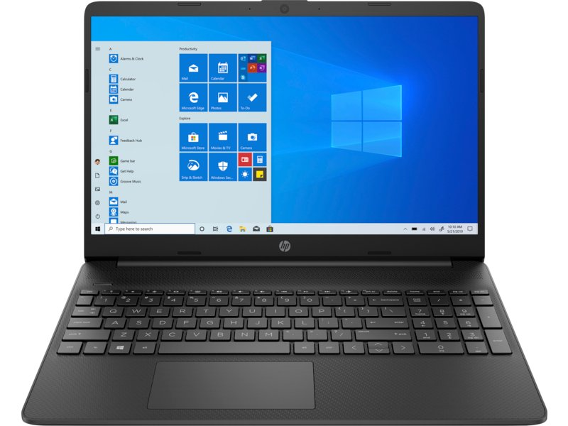 "Laptop HP 15s-eq0034nw 2A9A3EA, R5 3500U, Int, 8 GB RAM, 15.6"", 512 GB SSD, Windows 10 Home"