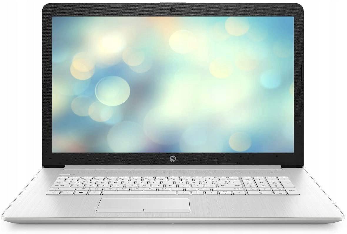 Laptop HP 17-BY3053CL 17.3 i5 16GB SSD256+1TB DVD