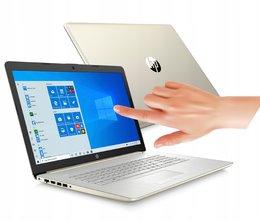 Laptop HP 17-by3056cl Intel Core i5 8 GB RAM 256 GB SSD Windows 10 Home