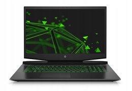 Laptop HP 17-cd0028nw 7SD94EA, i7-9750H, 8/256 GB, SSD