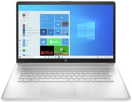 "Laptop HP 17-cn0019nw, N4020, Int, 8 GB RAM, 17.3"", 256 GB SSD, Windows 10 Home"