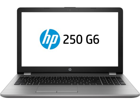 "Laptop HP 250 G6 4BD14EA, i3-7020U, Int, 4 GB RAM, 15.6"", 128 GB SSD, Windows 10 Home"