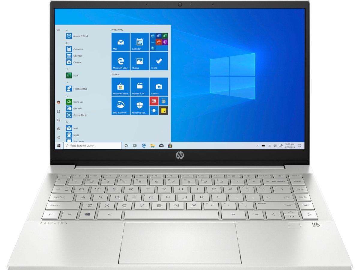 "Laptop HP Pavilion 14-dv0005nw, i5-1135G7, Int, 8 GB RAM, 14"", 512 GB SSD, Windows 10 Home"