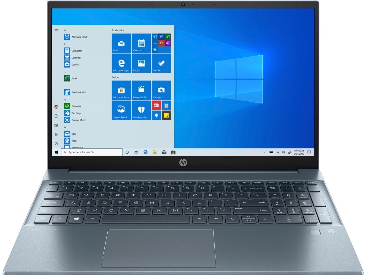 "Laptop HP Pavilion 15-eg0011nw, i5-1135G7, Int, 8 GB RAM, 15.6"", 512 GB SSD, Windows 10 Home"