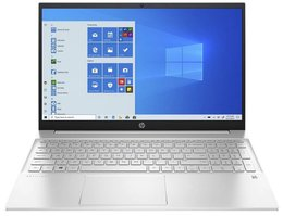 "Laptop HP Pavilion 15-eh0030nw 37J04EA, R7 4700U, Int, 8 GB RAM, 15.6"", 512 GB SSD, Windows 10 Home"