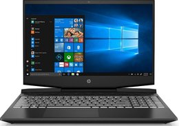 "Laptop HP Pavilion Gaming 15-dk0007nw 6WN79EA, i5-9300H, GTX 1660 Ti, 8 GB RAM, 15.6"", 512 GB SSD, Windows 10 Home"
