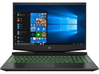 """Laptop HP Pavilion Gaming 15-dk0043nw 9HH19EA, i5-9300H, GTX 1660 Ti Max-Q, 16 GB RAM, 15.6"""", 512 GB SSD, Windows 10 Home-HP"""