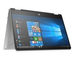 "Laptop HP Pavilion x360 14-dh0005nw 6RT71EA, i5-8265U, 8 GB RAM, 14"", 256 GB SSD, Windows 10 Home"