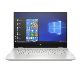 "Laptop HP Pavilion x360 14-dh1001nw 9FA70EA, i5-10210U, Int, 8 GB RAM, 14"", 512 GB SSD, Windows 10 Home"