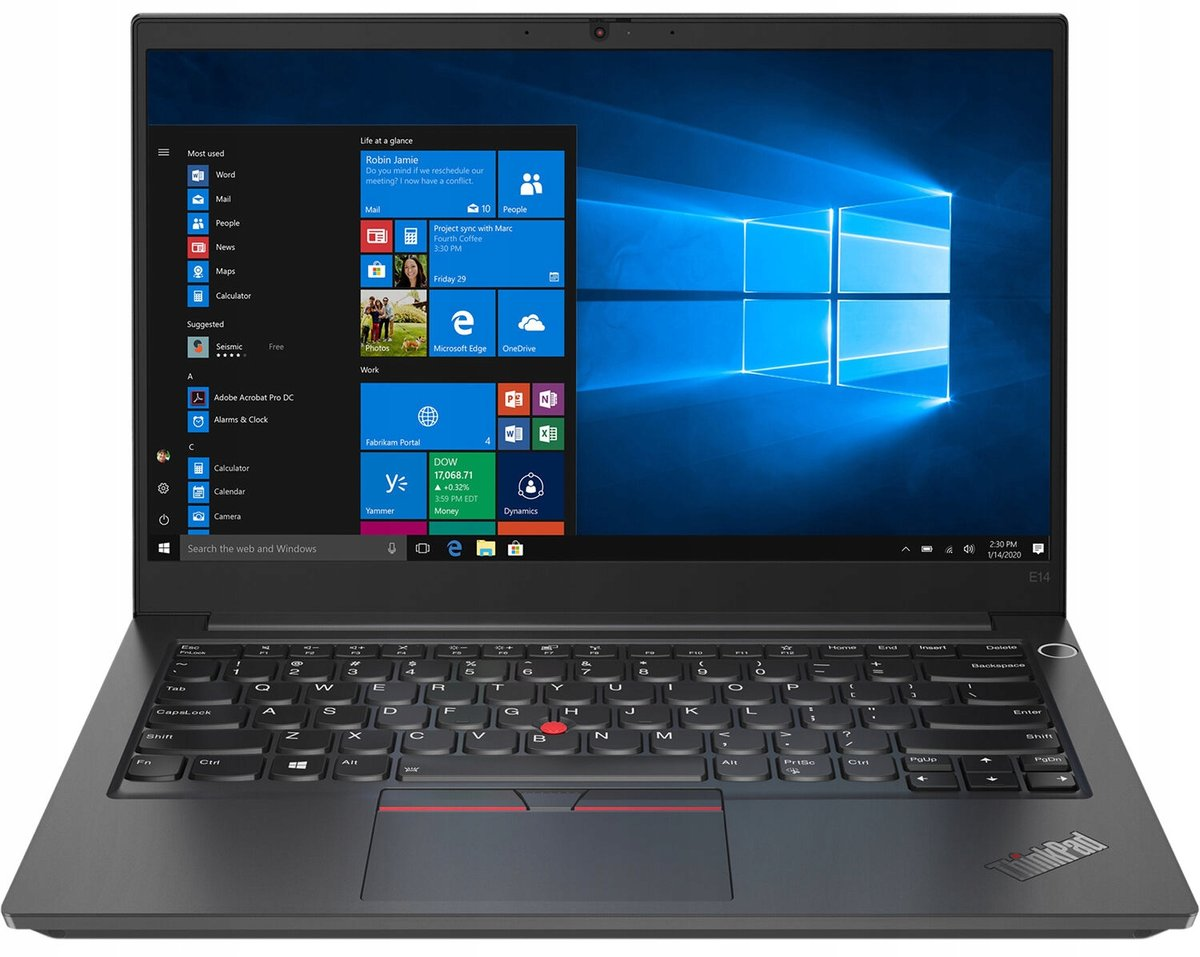 Laptop Lenovo ThinkPad E14 G2 14 i5 16GB SSD1024GB W10