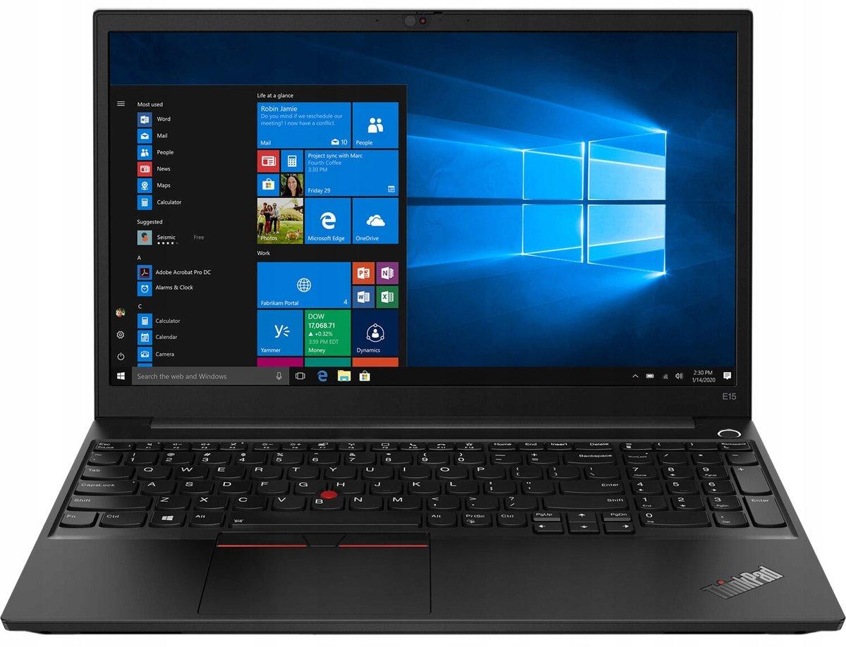 Laptop Lenovo ThinkPad E15 G2 15,6 i5 32GB SSD1024GB W10