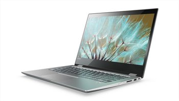 "Laptop LENOVO Yoga 520-14IKB 80X8014VPB, i3-7130U, 4 GB RAM, 14"", 256 GB, Windows 10 Home-Lenovo"