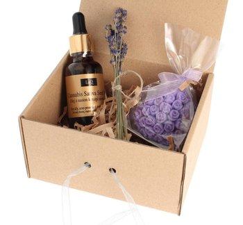 LaQ Olej z nasion Konopi Siewnej (Cannabis Sativa Seed Oil)  30ml-LaQ