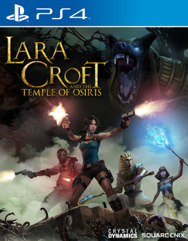 Lara Croft and the Temple of Osiris - Square Enix