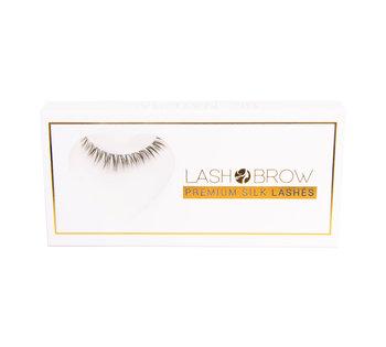Lash Brow, rzęsy na taśmie Be Natural, 1 para-Lash Brow
