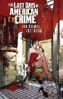 Last Days of American Crime (New Edition)-Remender Rick