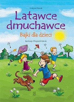 Latawce dmuchawce. Bajki dla dzieci                      (ebook)