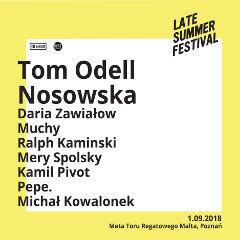 Late Summer Festival