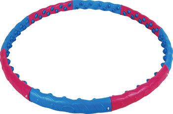 Laubr Sport, Hula-Hoop Heavy Duty, różowo-niebieski-Laubr Sport