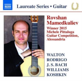 Laureate Recital. Guitar-Mamedkuliev Rovshan