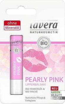Lavera, Pearly Pink, balsam do ust, perłowy róż, 45 g-Lavera
