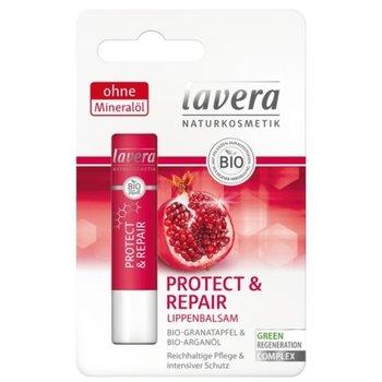 Lavera, Protect & Repair, organiczny balsam do ust z granatem, 45 g-Lavera