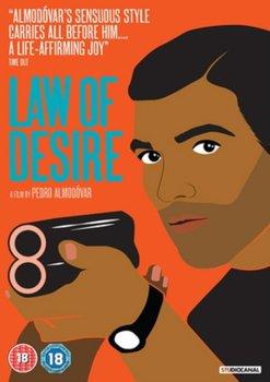 Law of Desire (brak polskiej wersji językowej)-Almodóvar Pedro