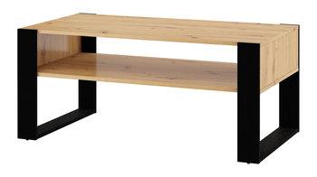 Ława stolik kawowy NUKA F 110x60 cm dąb artisan-BIM Furniture