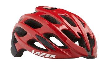 LAZER BLADE+ szosowy kask rowerowy Rollsys® czerwony połysk-Lazer