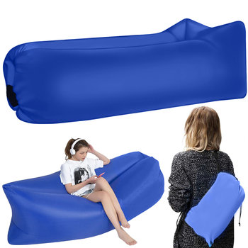 Lazy Bag Air Sofa Materac Leżak na Powietrze XXXL   12156-Iso Trade
